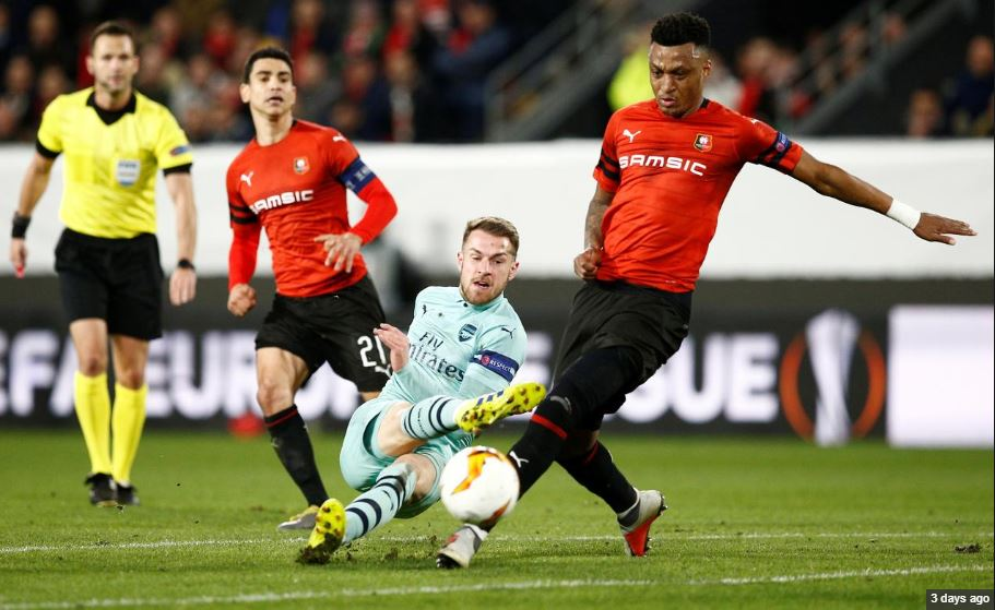 Arsenal Rennes Picture: Prediksi Skor Arsenal Vs Rennes